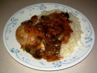 Chicken Marengo