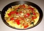 Omelette Provencale